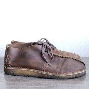 Iconic Clarks Desert Trek Chukka Boots Size 11